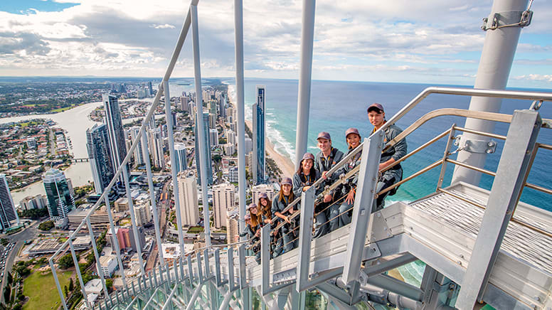 Skypoint Climb and Dine - Surfers Paradise