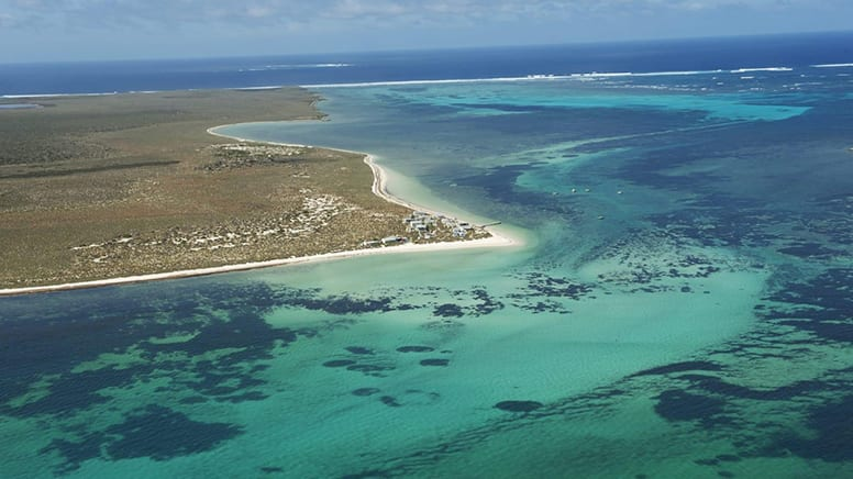 Abrolhos Island Discovery Scenic Flight and Tour