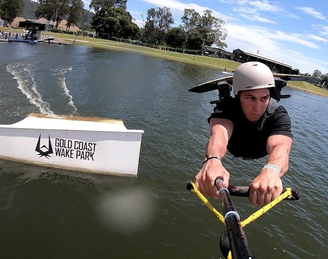 Gold Coast Wake Park Entry - 1 Hour