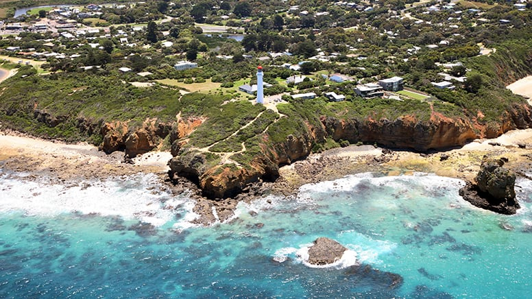 Scenic Coastline Helicopter Flight, 20 Minutes - For 2 - Geelong
