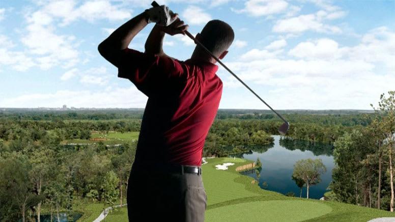 3 PGA Pro Golf Lessons - Round of 18 Holes