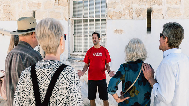 Convict and Colonial History Walking Tour, 4 Hours - Fremantle