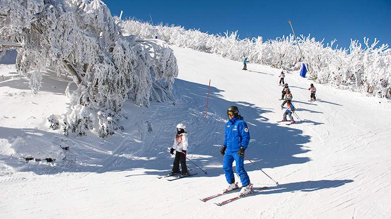 Lake Mountain Snow Resort Day Tour - Departs Melbourne