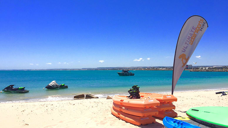 Jet Ski and Snorkel Champion Bay Reef Tour - Departs Geraldton, WA