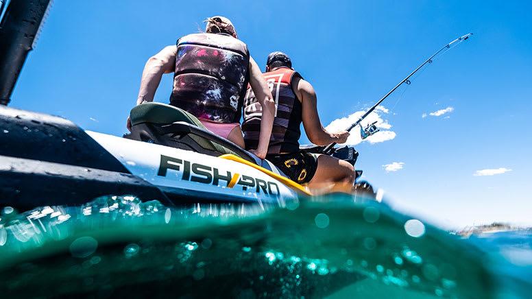Fish Pro Jet Ski Hire, Full Day - Geraldton, Western Australia