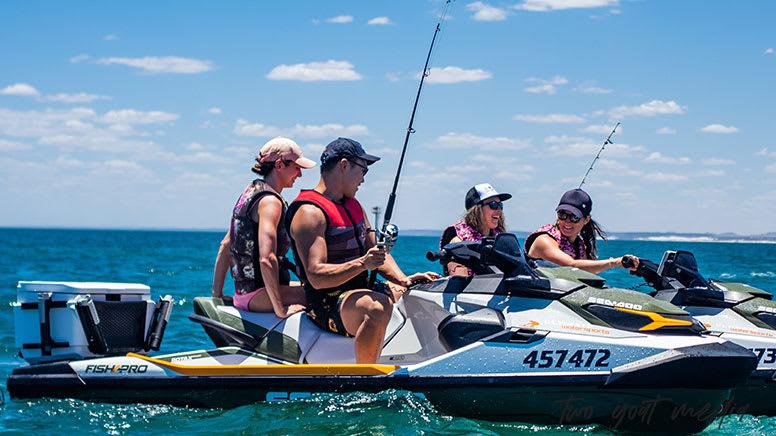Fish Pro Jet Ski Hire, Full Day - Broome, Western Australia