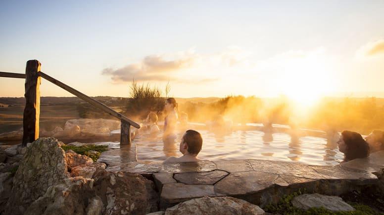 Mornington Peninsula Hike and Hot Springs Tour - Departs Melbourne