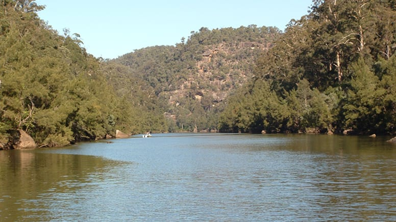 Private Cruise For 2, 2 Hours - Nepean River Gorge, NSW