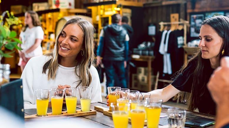 Wine, Beer and Whisky Tasting Tour, Full Day - Departs Hobart, Tasmania