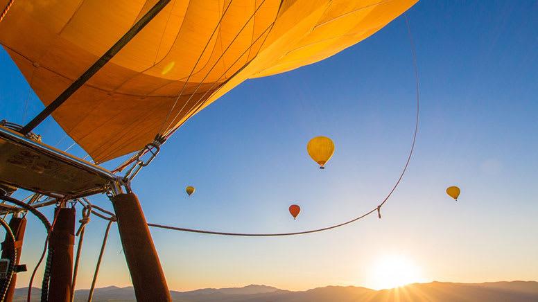 Hot Air Balloon Ride, 30 Minutes - Atherton Tablelands, Departs Cairns