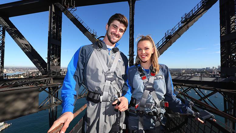 Sampler Sydney Harbour Bridge Climb - Daytime