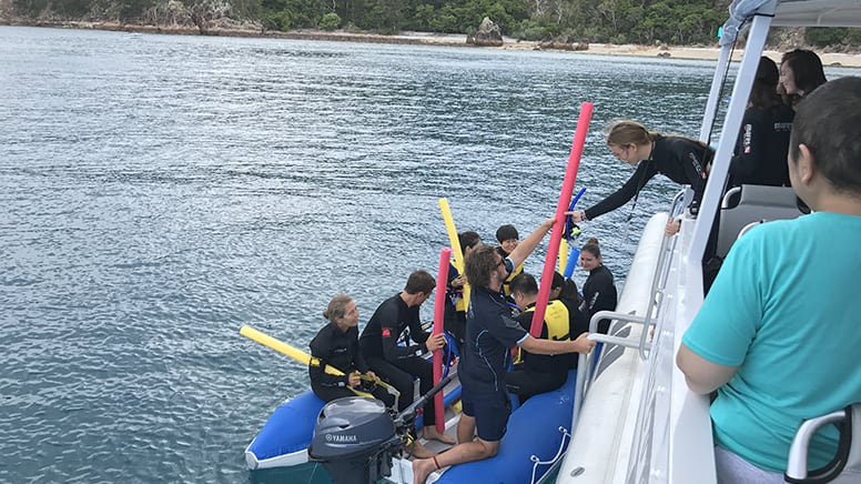 Whitsundays Full Day Tour, with Snorkelling - Departs Airlie Beach
