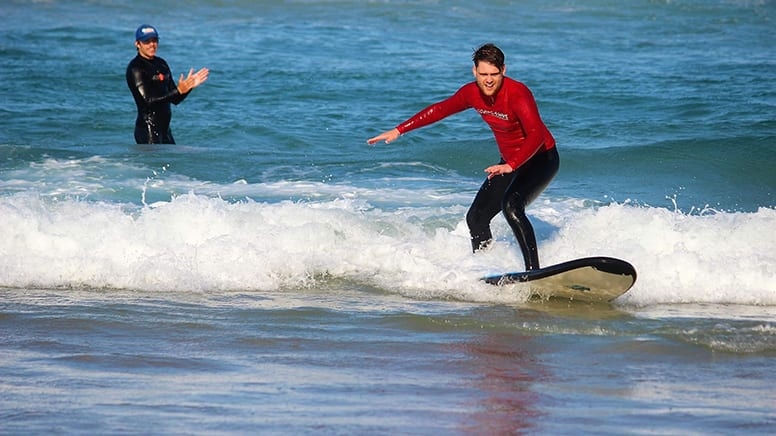 Surfing Lesson, 2 Hours - Torquay, Great Ocean Road