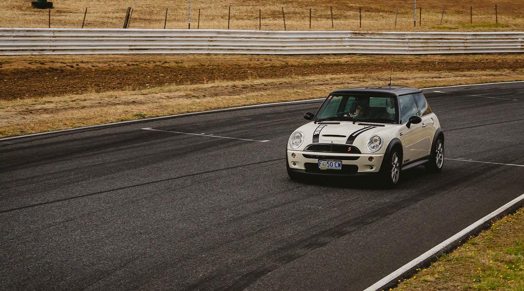 Drive a Mini Cooper S, 10 Lap Drive - Symmons Plains Raceway
