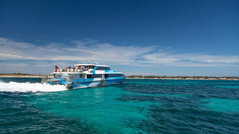 Rottnest Island Return Ferry Ticket - Fremantle