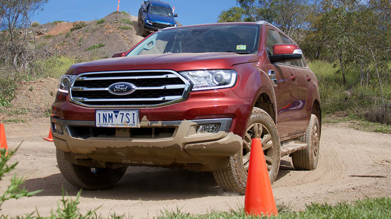 4WD Driver Training, Full Day - Eastern Creek, Sydney
