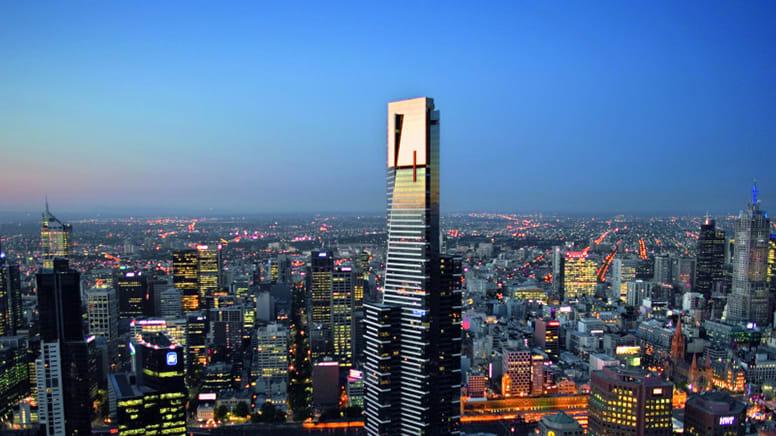 Eureka Skydeck Entry - Melbourne