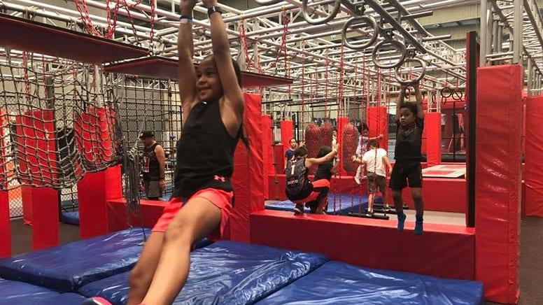 Ninja Obstacle Course Entry, 1 Hour - Sydney
