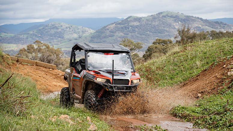 Buggy Driving Adventure, 90 Minutes - Canberra