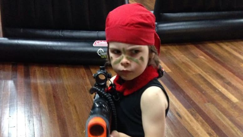 Home Delivered Laser Tag in a Box - Greater Brisbane - For 6