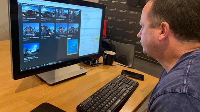 Online GoFly Flight Training, 1 Year Basic Subscription