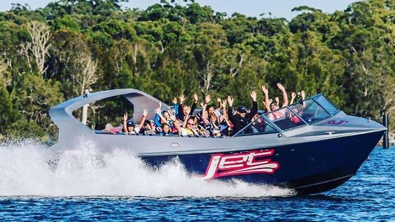 Adventure Jet Boats International | Fundable