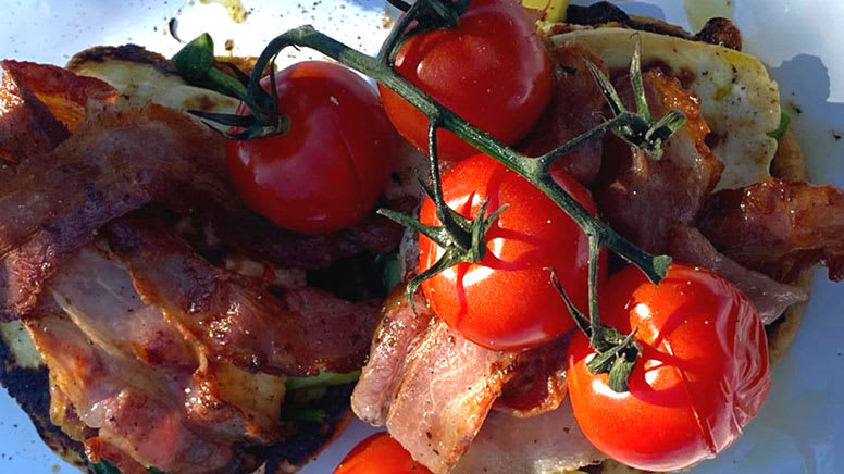 Online BBQ Breakfast & Bloody Mary Cooking Class – For 2