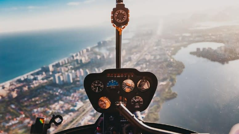 Learn to Fly Helicopter Flight, 40 Minutes – Gold Coast