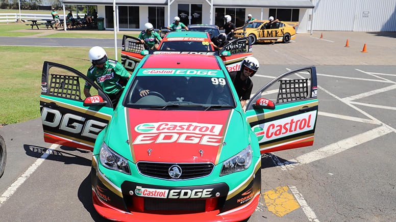 V8 Supercars Official Driving Experience 5 Lap Drive - Gold Coast