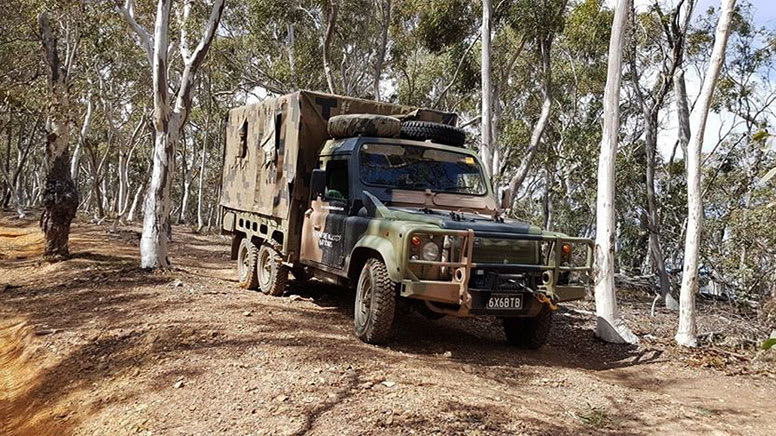 Guided 4WD Tour, 3 Hours – Blue Mountains