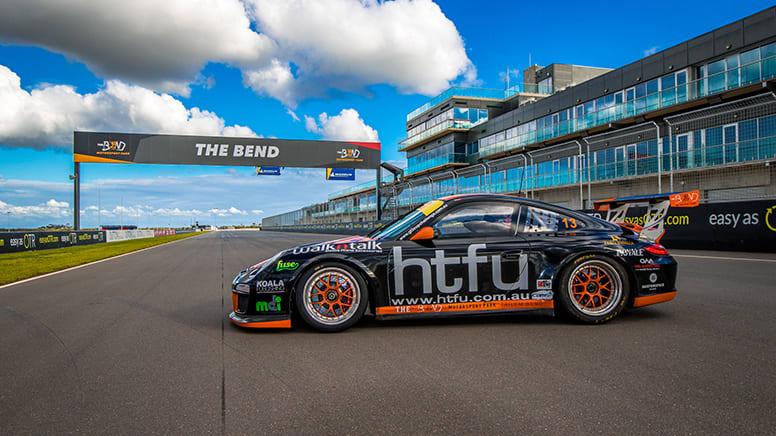 Porsche 911 GT3 Cup 3 Hot Laps – Tailem Bend, Adelaide