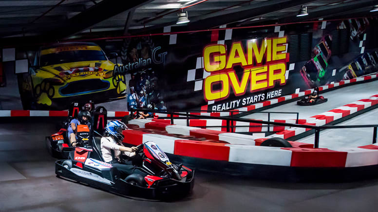 Go Karting, Laser Tag and Indoor Climbing – Gold Coast