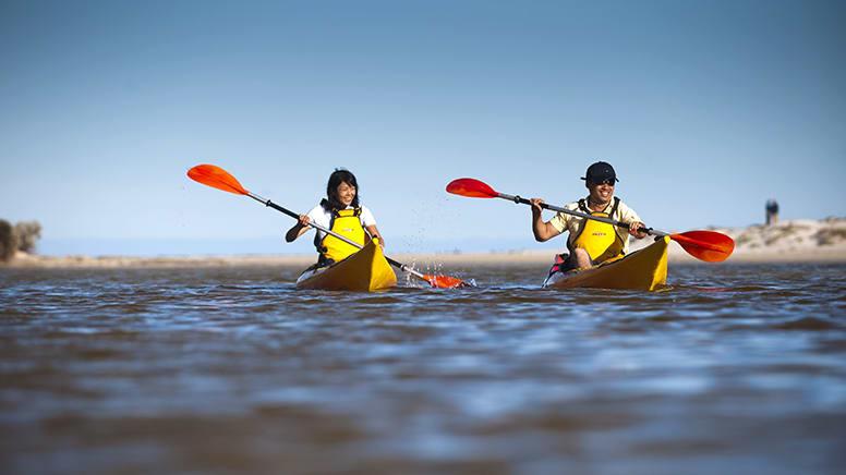 Single Kayak Hire, 4 Hours – Kangaroo Island