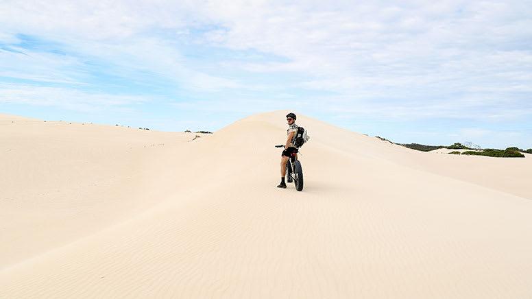 Fat Bike Tour, 2 Hours – Kangaroo Island