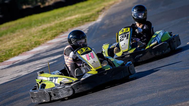 13HP Karting Experience, 30 Minutes – Eastern Creek, Sydney