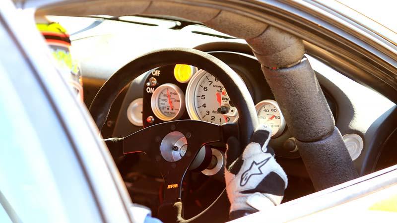 V8 Drive & Hot Laps (FRONT SEAT!), 9 Lap Combo - Eastern Creek, Sydney