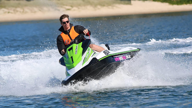 1.5 Hour South Stradbroke Island Jet Ski Tour (SINGLE RIDER) NO LICENCE REQUIRED
