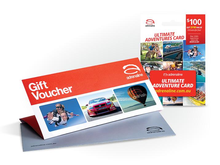 Adrenaline Gift Voucher