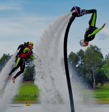 Dad who has everything Flyboard