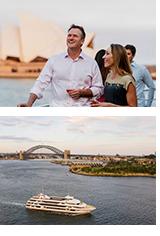 Captains Cruise Sydney Harbour