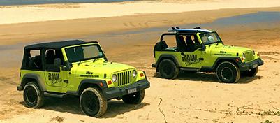 Jeep Hire