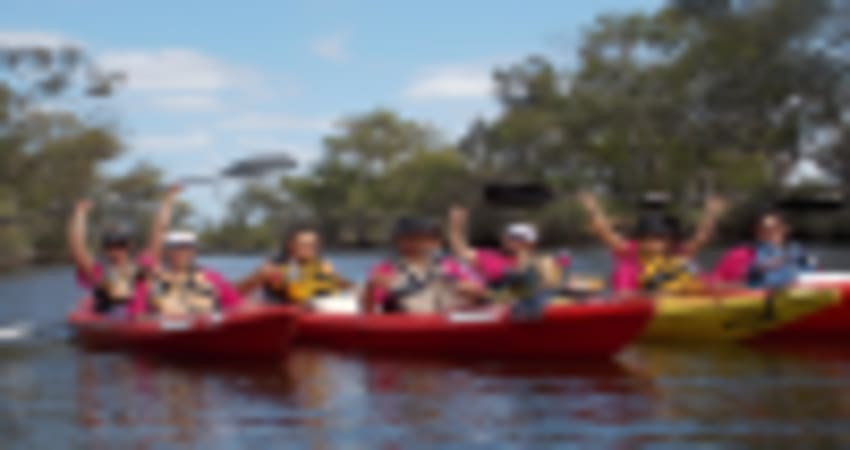 Kayak Tour on the Canning River, Half Day - Perth