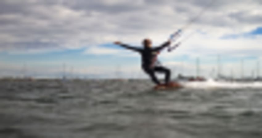 St Kilda Kiteboarding Private Tuition, 2 Hours - Melbourne