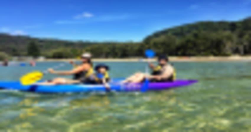Morning Kayaking and Bushwalking Adventure, 3 Hours - Palm Beach
