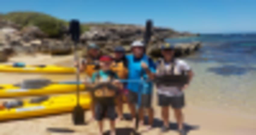 Sea Kayak to Seal and Penguin Islands with Lunch - Rockingham