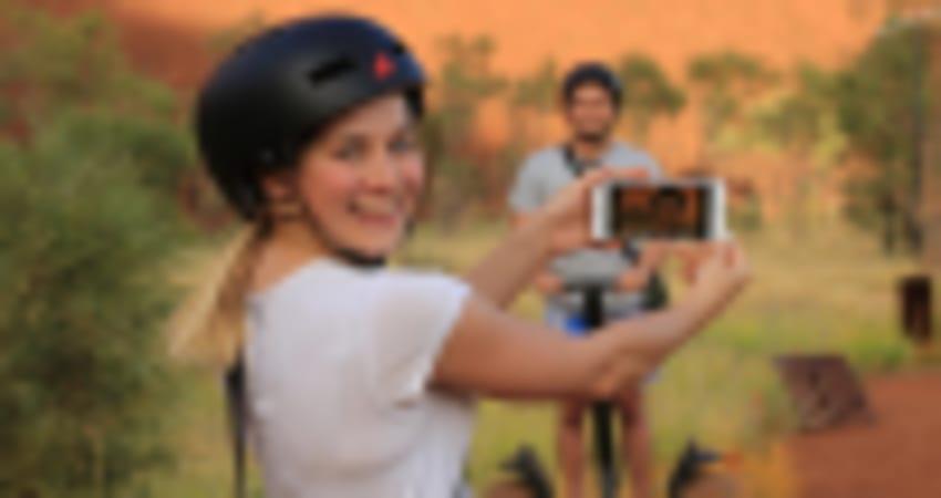 Uluru Sunrise Breakfast and Segway Tour - Uluru