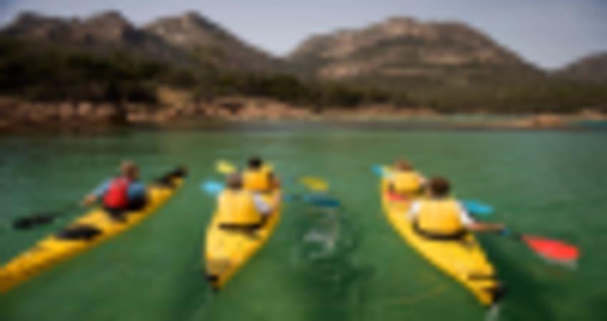 Guided Kayak in Freycinet National Park, 3 Hours - Freycinet
