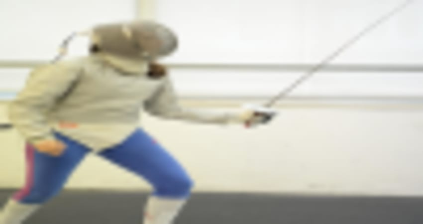Sabre Fencing Class With All Equipment - Sydney