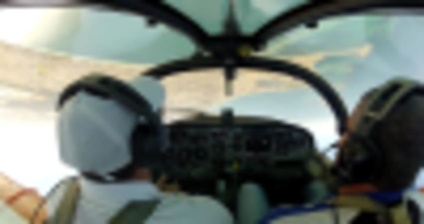 Thrilling Ex-Military Warbird Adventure Flight, 40 minutes - Perth