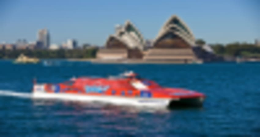 Sydney Five Attractions Pass